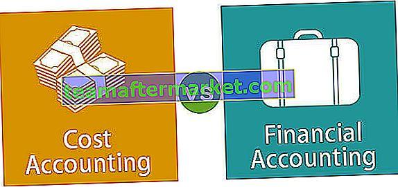 Kostenrechnung vs Finanzbuchhaltung