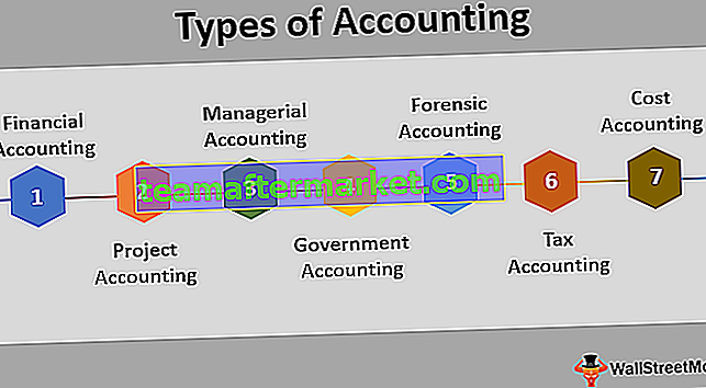 Arten der Rechnungslegung