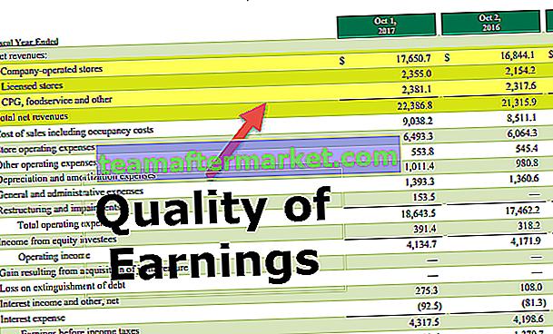 Qualität des Einkommens