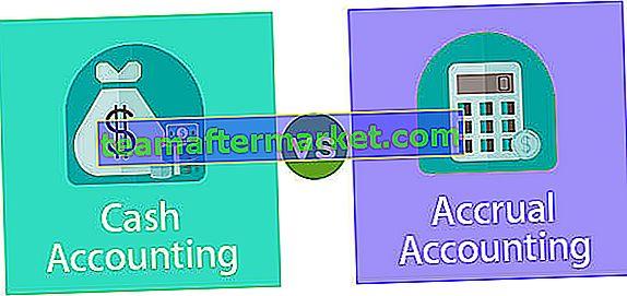 Cash Accounting vs Accrual Accounting