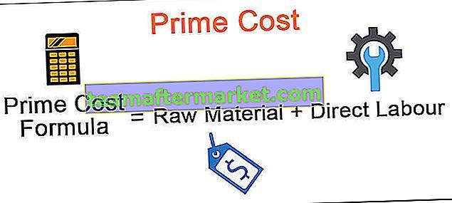 Costo principale