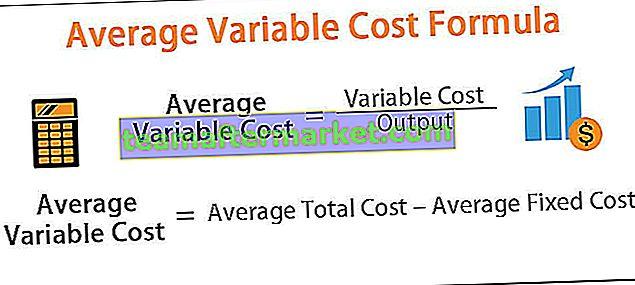 Durchschnittliche variable Kosten