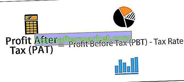 Gewinn nach Steuern (PAT)