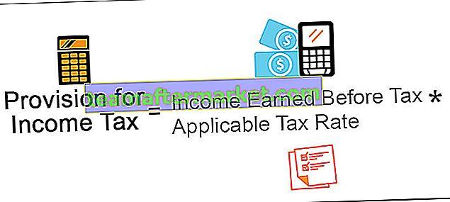 Rückstellung für Einkommensteuer