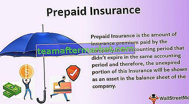 Asuransi prabayar