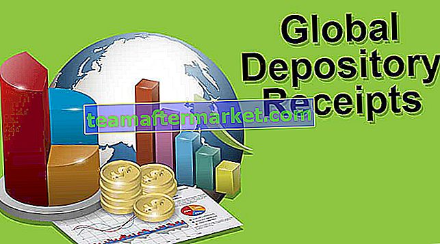 Global Depository Receipts (DDR)