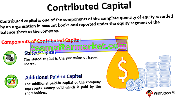 Eingezahltes Kapital
