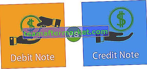 Nota debetowa a nota kredytowa