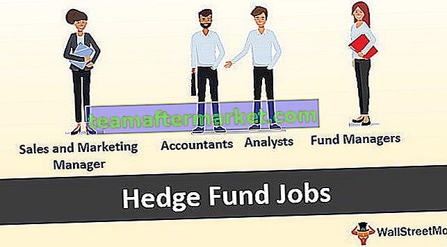 Emplois en hedge fund
