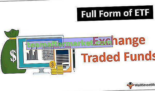 Forme complète d'ETF