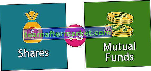 Différence entre les actions et les fonds communs de placement