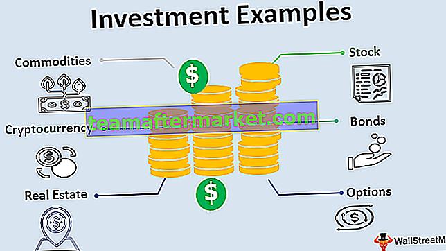 Exemples d'investissement