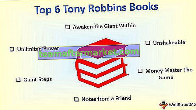 6 Buku Tony Robbins Terbaik yang Harus Anda Baca!