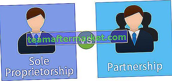 Eenmanszaak versus partnerschap