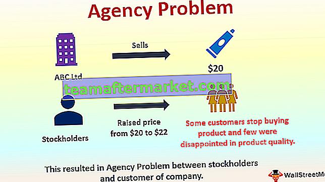Agentschap probleem