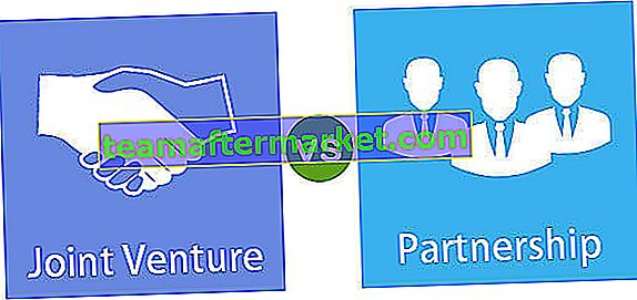 Verschil tussen joint venture en partnerschap