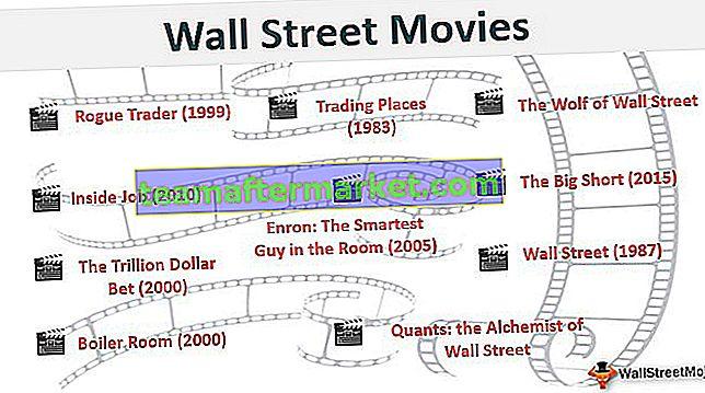 Top 10 Wall Street-films die u moet bekijken