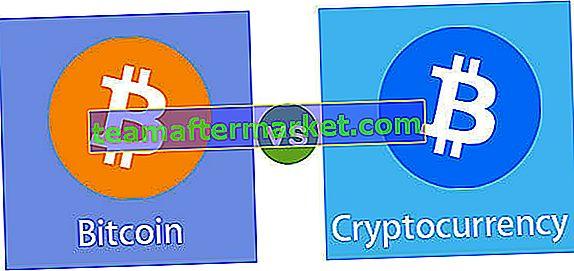 Bitcoin vs Crypto-monnaie
