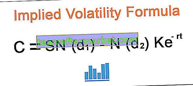 Formula Volatilitas Tersirat