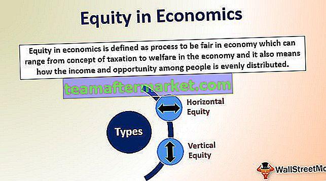 Gelijkheid in economie