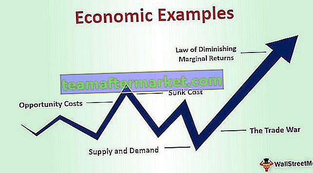 Wirtschaftliche Beispiele