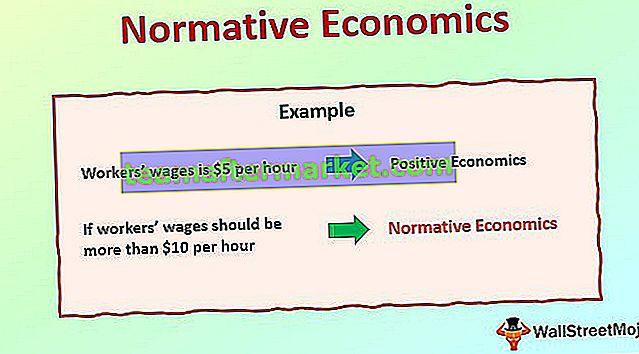 Normative Ökonomie