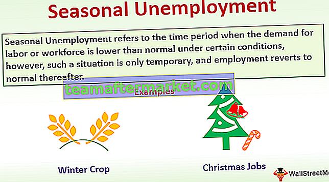 Saisonale Arbeitslosigkeit