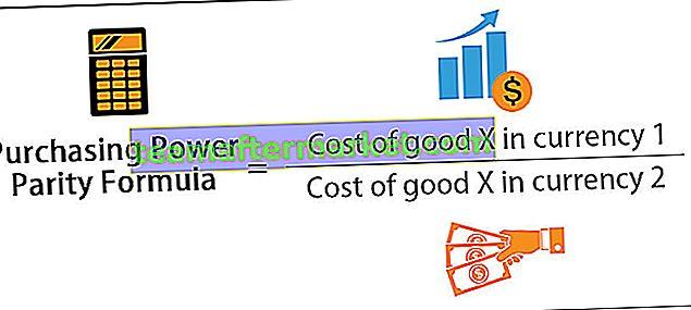 Kaufkraftparitätsformel