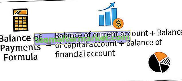 Zahlungsbilanzformel