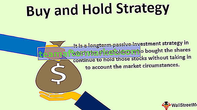 Buy and Hold-Strategie