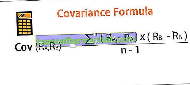 Kovarianzformel