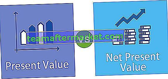 PV vs NPV (Barwert vs Barwert)