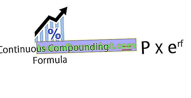 Kontinuierliche Compoundierformel