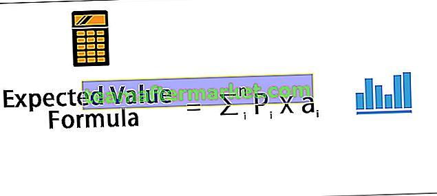 Formula Nilai yang Diharapkan