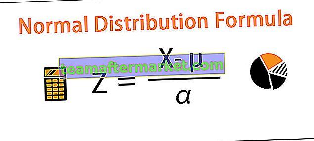 Normalverteilungsformel