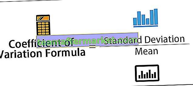 Variationskoeffizient Formel