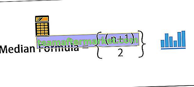 Median Formel