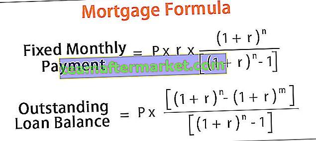 Hypothekenformel