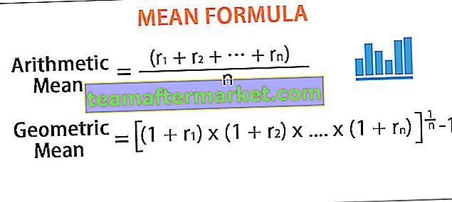 Mittlere Formel