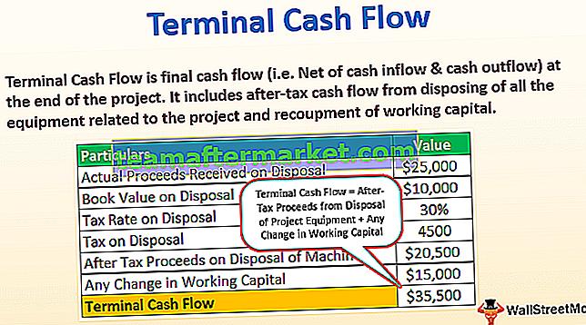 Terminal Cash Flow