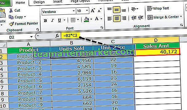 Relative Referenzen in Excel
