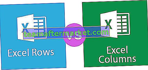 Baris Excel vs Kolom