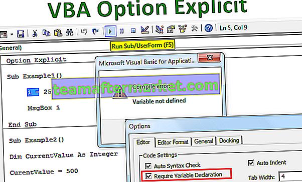 VBA-Option explizit