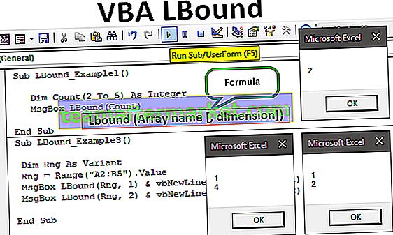 VBA LBound