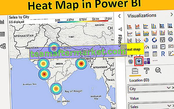 Heatmap in Power BI