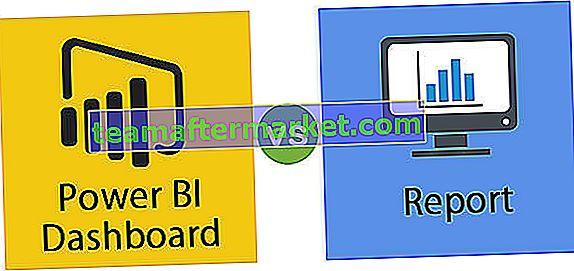 Power BI Dashboard vs Bericht