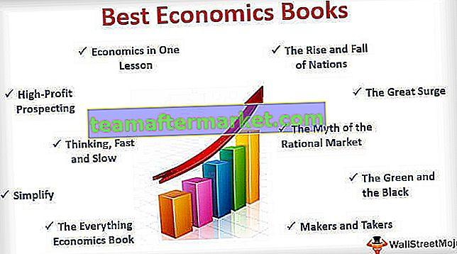I migliori libri di economia