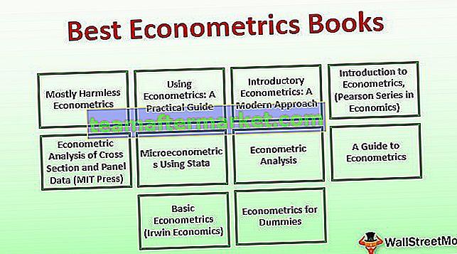 I migliori libri di econometria