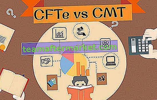 CFT versus CMT
