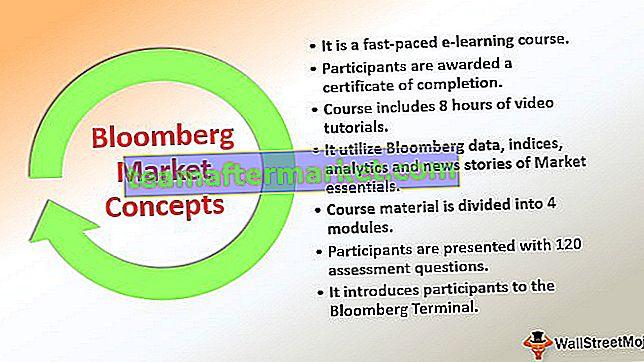 Bloomberg Marktkonzepte - BMC | Komplette Anleitung für Anfänger
